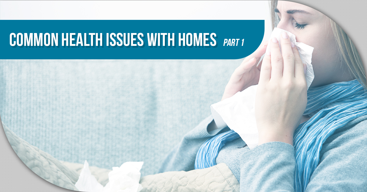 Common Health Issues With Homes