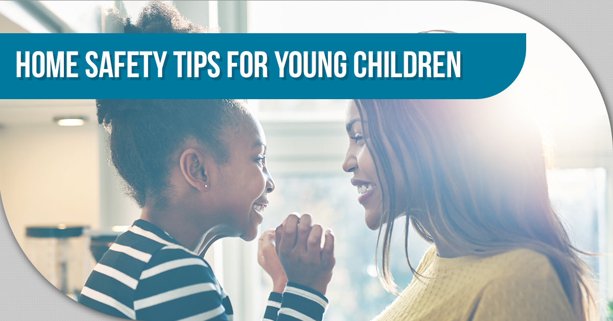 Home Safety Tips For Young Children