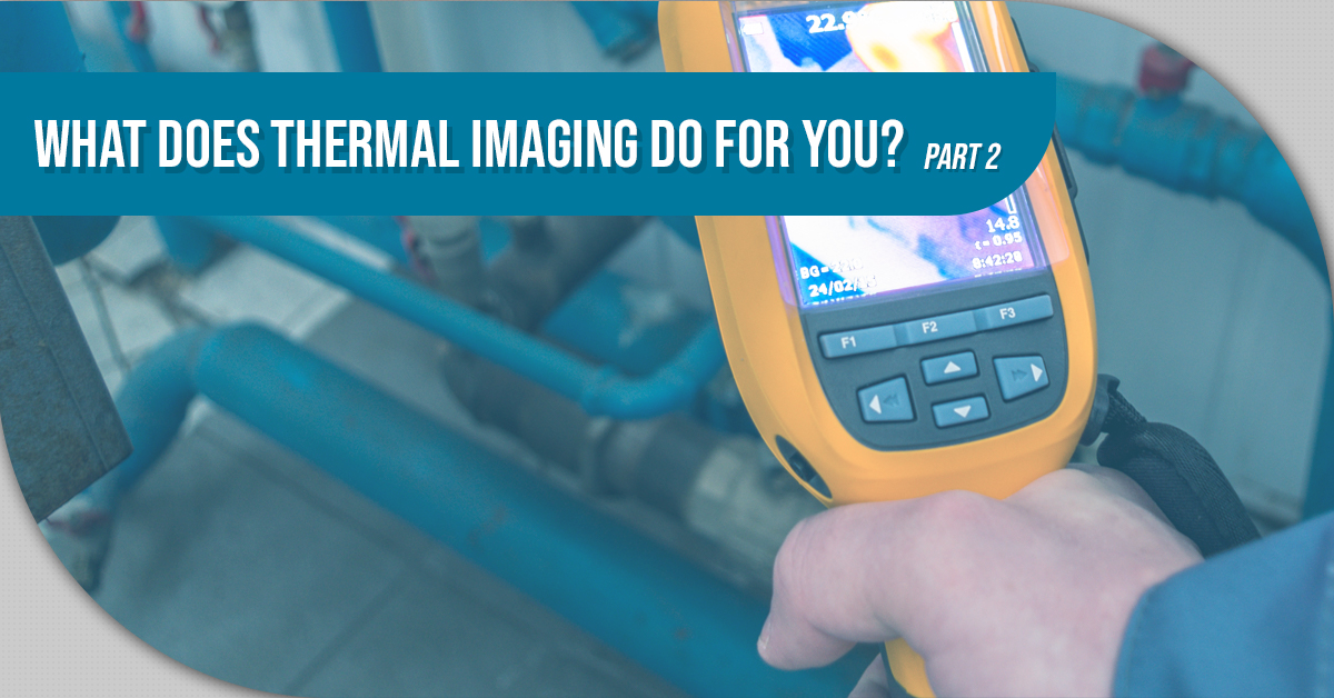 What Does Thermal Imaging Do For You? – Part 2